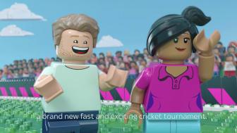 LEGO x The Hundred