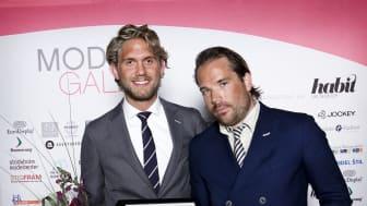 Vinnare Årets Herr-/Damleverantör/Agent, Modegalan 2011