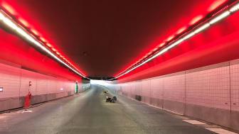 Marieholmstunneln ger kraftigt ökad framkomlighet