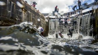 Red Bull Neptune Steps i Glascow. Foto: Olaf Pignataro/Red Bull Content Pool