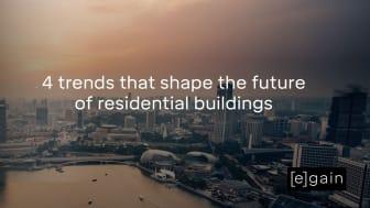4 trender som formar framtidens bostadsmarknad