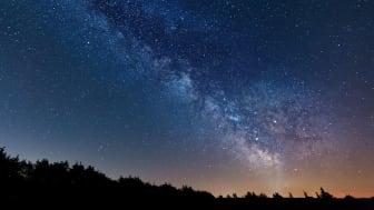 Stjernepark © Nationalpark Eifel/ Maximilian Kaiser