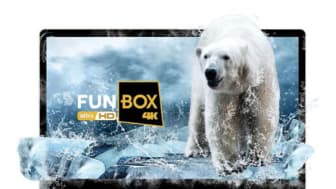"​​Eutelsat boosts Ultra HD content on ""HOT BIRD 4K1"" TV platform"