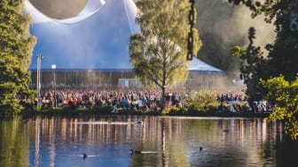 Way Out West arrangerar konsertkvällar i Slottsskogen under ordinarie festivaldatum i augusti!