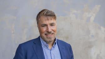 Peter Svensson, ny VD på Einar Mattsson Projekt AB