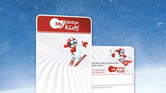 SkiStar AB: MySkiStar Kids – årets stora nyhet i MySkiStar