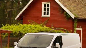 Transit Custom Sport har allerede blitt en stor suksess i Norge