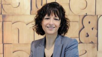 Emmanuelle Charpentier, hedersdoktor vid Umeå universitet och tidigare forskningsledare vid Laboratoriet för molekylär infektionsmedicin Sverige, MIMS, tilldelas 2020 års Nobelpris i kemi. Foto: Hallbauer&Fioretti.