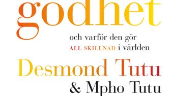 Ny bok av Desmond och Mpho Tutu -- Mpho Tutu till Bok & Bibliotek i höst
