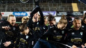 BK Häcken tar över Kopparbergs/Göteborg FC - Blir BK Häcken FF