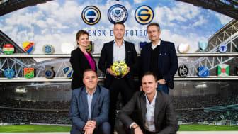 DHL blir Official Logistics Partner till Allsvenskan 2018-2020