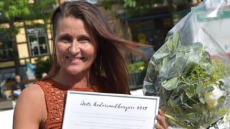 Annette Losell, årets hedersmedborgare