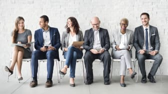 The Workspace rekryteringsmingel