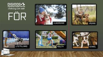 DIGIDOG Digitalahundpärmen.se för alla med hund & djur
