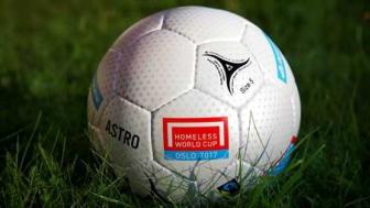 Viasport samarbeider med VM i gatefotball som arrangeres 29. august - 5. september