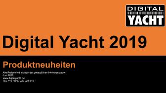 Digital Yacht Produktneuheiten 2019