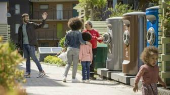Social hållbarhet ökar på Riksbyggens topplista över bostadsrättsföreningarnas hållbarhetsåtgärder