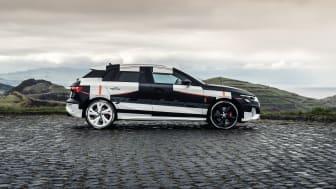 Audi S3 Sportback i camouflage (2020)