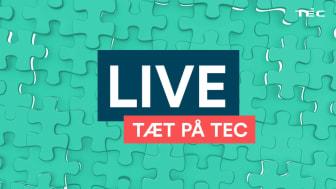 TEC inviterer til virtuelle info-arrangementer