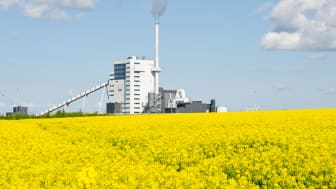 Kraftringen erbjuder lokalproducerad el från Örtoftaverket i Eslöv