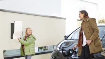 Schneider Electric lanserer EVlink Wallbox for lading av elbiler