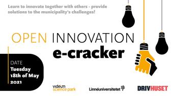 OPEN INNOVATION e-cracker