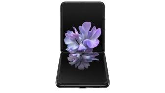 sm_f700f_galaxy z flip_front table top_black mirror_191224