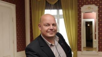 Patrik Nordkvist ny hotelldirektör på Scandic Skellefteå