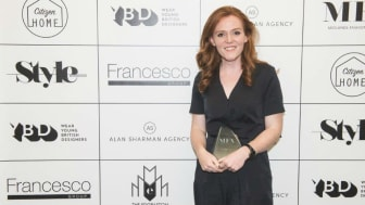 Top title for Northumbria graduate at Midlands fashion design awards