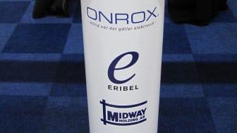 Elektronik 2011 - en positiv upplevelse för Onrox