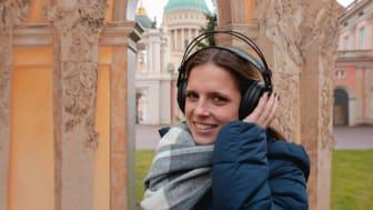 """Winterauszeit für die Ohren - """"Dein Potsdam""""-Podcast startet die 4. Staffel"""