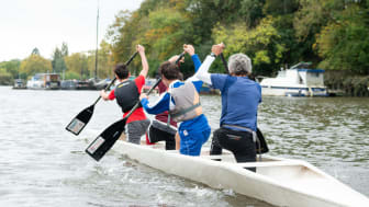Active Thames Fund makes grants available to physical activity opportunities on the River Thames and inland waterways