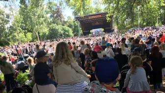 Lidköpings kommun ställer in alla konserter i juni, juli och augusti.