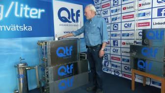 QTF – människor och maskiner