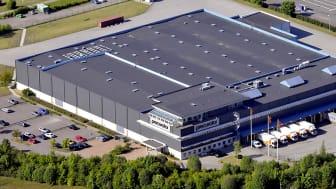 Flygbild Procurator HK Malmö