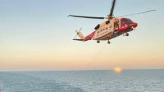 'Esvagt Njord' reddede 7 fiskere.