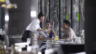 Get 100% back in dining credits when you book a stay with Pan Pacific Hotels Group