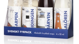 Sveriges första alkoholfria snaps