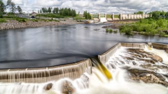 Vattenkraften är idag Sveriges största och viktigaste förnyelsebara energikälla.