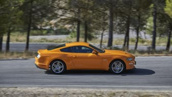 Nye Ford Mustang: Raskere og bedre på alle måter