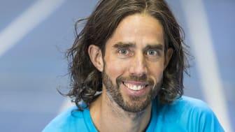 Anders Szalkai är ny chefredaktör för Runner's World. Foto: Magnus Fröderberg