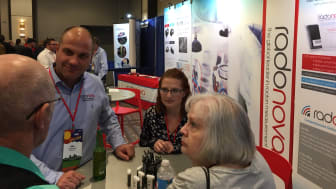 Radonova at the 33rd Annual 2019 International Radon Symposium and Trade Show