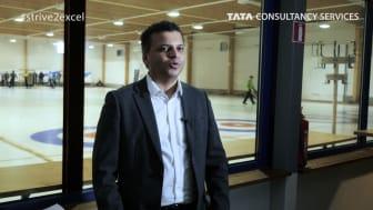 TCS Curling event
