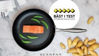 Scanpan CTX - Bästa stekpannan 2019!