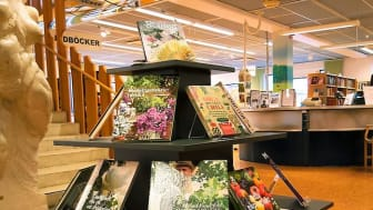 Minskade öppettider på biblioteken i Lindesbergs kommun