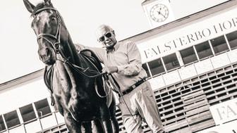Jan O Wannius, president/ordförande Falsterbo Horse Show