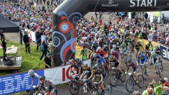 CykelVasan mer populär än någonsin