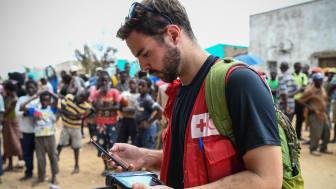 Årets alumn Jamie LeSueur, Moçambique