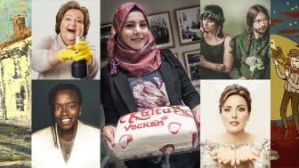 Upplev ett myller av kulturaktiviteter under Kulturveckan i Vänersborg