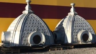 Villa Sjötorps kupoler